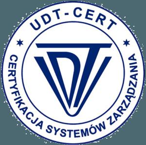 UDT CERT Certyfikacja Systemów Zarządzania
