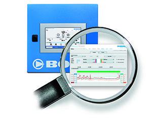 System zdalnego monitorowania Airtelligence Provis 3 BOGE
