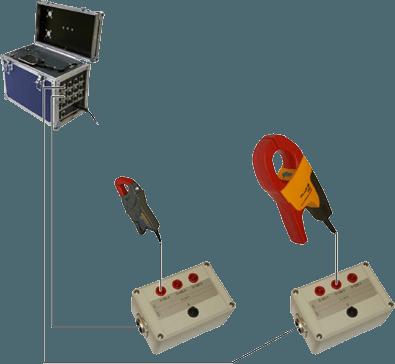 Adaptery do badania wydajności sprężarki