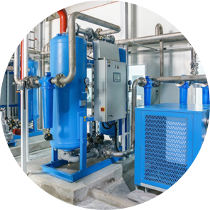 Sprężarki powietrza oraz kompresory BOGE