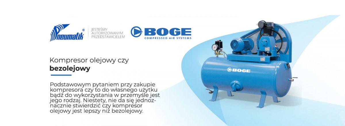 kompresor olejowy czy bezolejowy